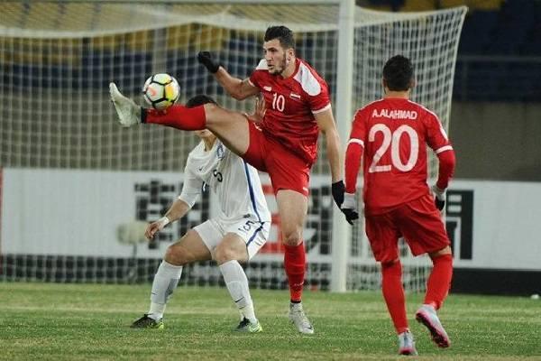 Nhận định Syria vs UAE
